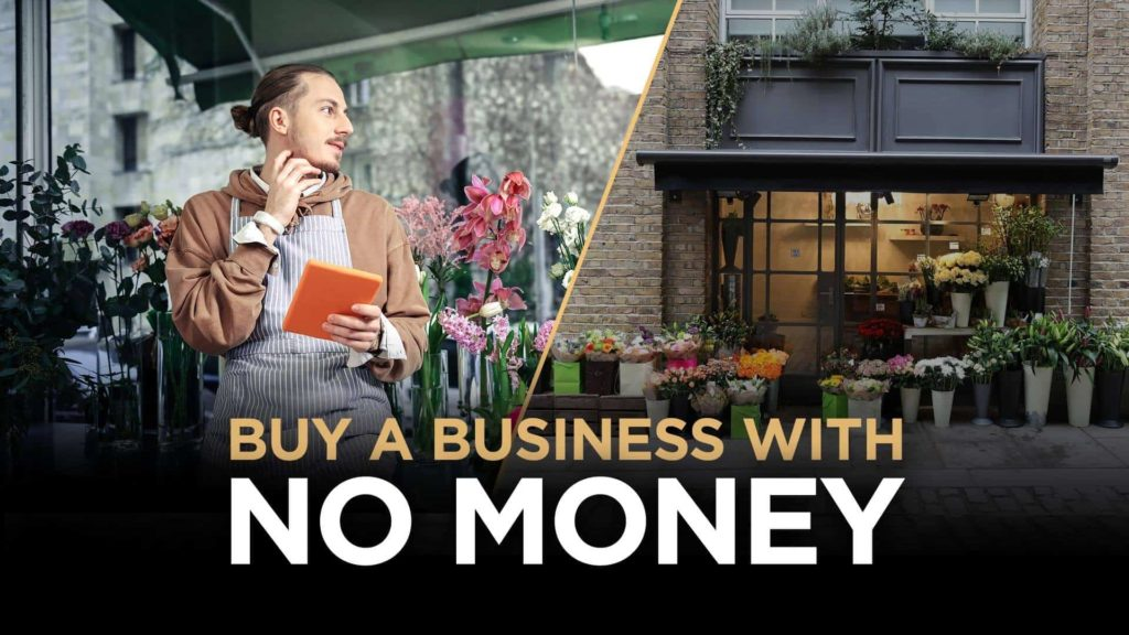 Buy a Business With No Money