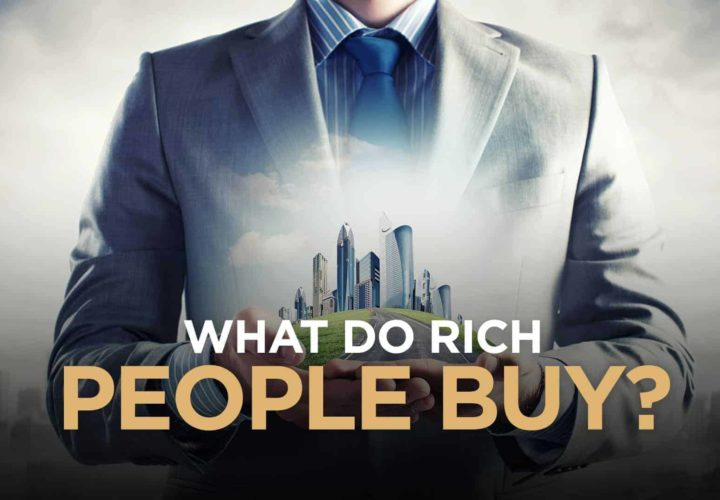 What Do Rich People Buy?