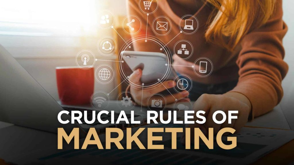 rules of marketing feature image