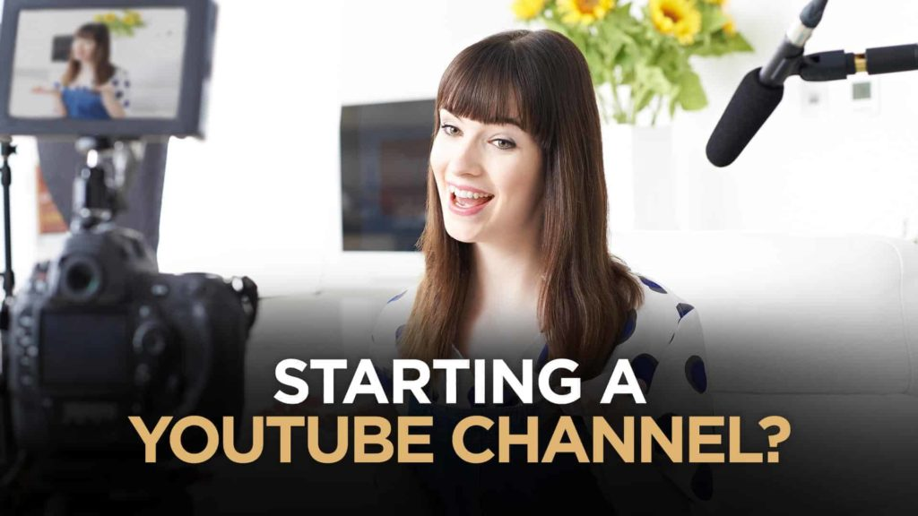What You Need To Do Before Starting A YouTube Channel