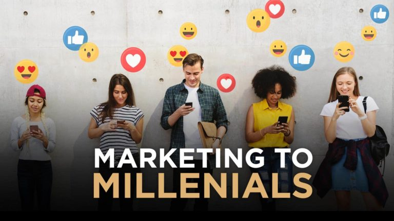 The Art Of Marketing To Millenials Graphic 01
