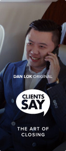Clients say Clients say